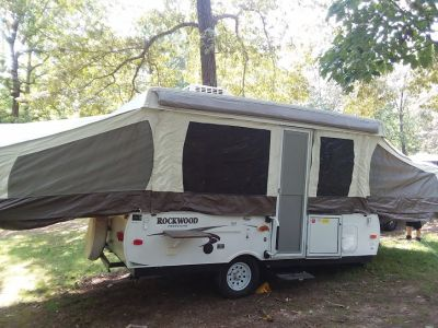 2014 Forest River ROCKWOOD 2280