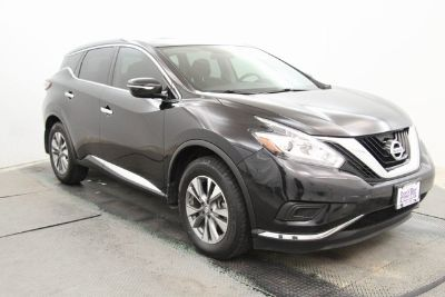 2015 Nissan Murano S (magnetic black metallic)