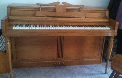 $175 OBO piano