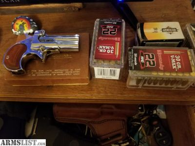 For Sale/Trade: Davis 22 mag derringer