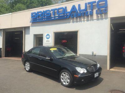 2005 Mercedes-Benz C-Class C320 (Black)