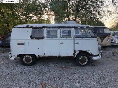 1967 SO-42 Tin Top Camper