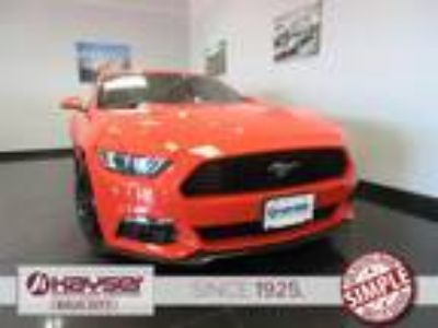 used 2015 Ford Mustang for sale.