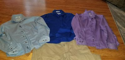 Need dress clothes for this upcoming basketball season or just cuz!