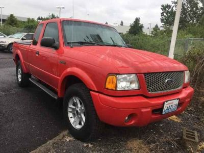 Used 2003 Ford Ranger 4dr Supercab 4.0L 4WD