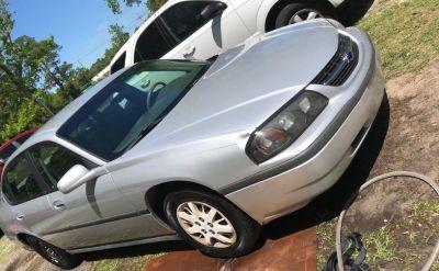 2003 Chevrolet Impala Base (Silver)
