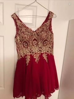 Short Formal HOMECOMING or Prom Dress