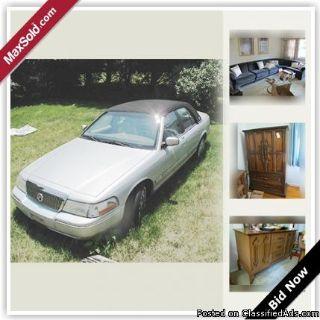Reisterstown Estate Sale Online Auction