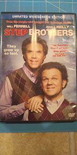 DVD Step Brothers