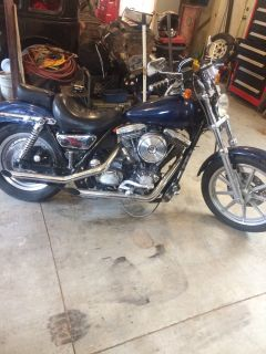 FXLR Harley for sale or trade