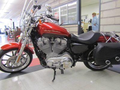 2013 Harley-Davidson Sportster 883 SuperLow Sport Motorcycles Colorado Springs, CO