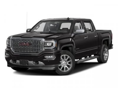 2017 GMC Sierra 1500 Denali (Quicksilver Metallic)