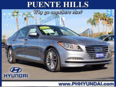 2016 Hyundai Genesis 3.8L (Gray)