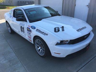 2011 V6 - T2 / T3 Mustang