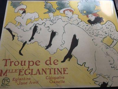 Henri Toulouse Lautrec painting