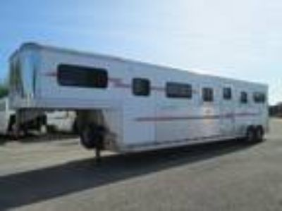 2012 Adam 4H Hd-Hd with Tack, Drop Windows - Makes 3 Boxes! 4 horses
