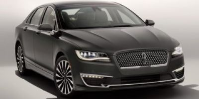 2017 Lincoln MKZ Select (White)