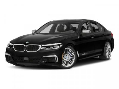 2018 BMW 5-Series M550i xDrive (CARBON BLACK)