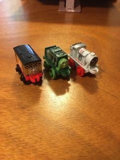 Mini Thomas Trains Set of 3