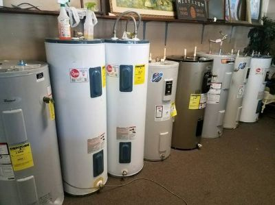 Hot Water Heaters!!