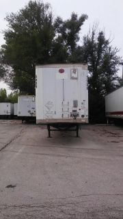 Dry Van and Reefer Trailers For Rent