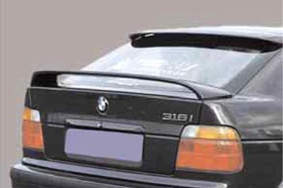Sell D2S B36H-W1-UNPAINTED - 92-98 BMW 3-Series Custom Style Rear Wing Spoiler motorcycle in Fort Lauderdale, Florida, US, for US $253.95
