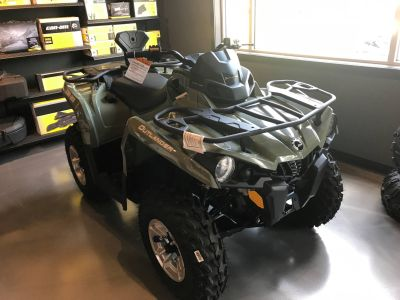 2017 Can-Am Outlander DPS 450 Utility ATVs Grantville, PA