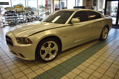 2011 Dodge Charger R/T (Silver)
