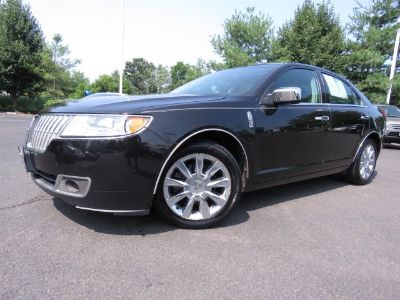 2011 Lincoln MKZ Base (Tuxedo Black Metallic)