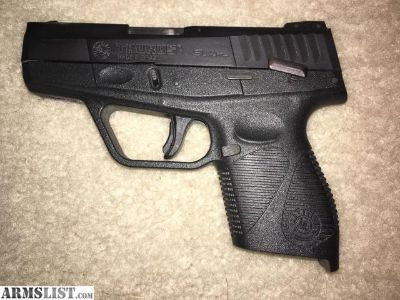 For Sale: Taurus PT740 +extras