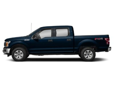 2019 Ford F-150 2WD SuperCrew Box (Blue Jeans Metallic)