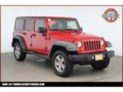 $18900.00 2011 JEEP Wrangler with 71516 miles!