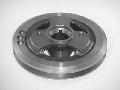 Find New 53-65 AMC Rambler Hudson Nash 184 196 Harmonic Balancer Damper motorcycle in McPherson, Kansas, United States, for US $134.95