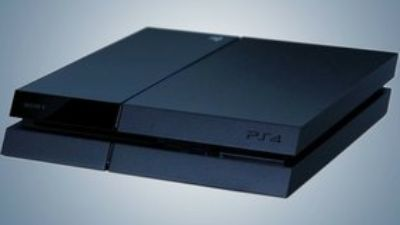pre-owned ps4
