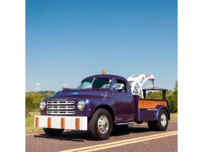 1953 Studebaker Custom Restomod Tow Truck
