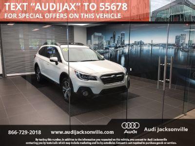 2018 Subaru Outback 3.6R (Crystal White Pearl)