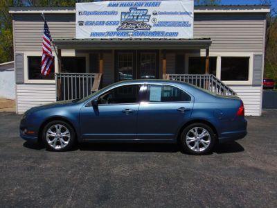 2012 Ford Fusion SE (Blue)