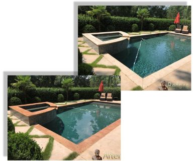 Professional Pool Tile Repair - Pool Cleaning California