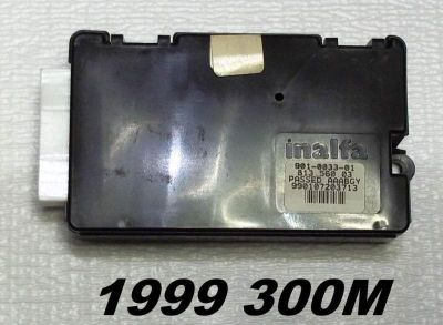 Find 300M SUNROOF SUN ROOF MOTOR ECM COMPUTER 99 1999 motorcycle in East Bridgewater, Massachusetts, US, for US $48.99