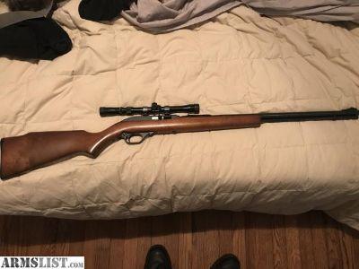 For Sale/Trade: Model 60 marlin