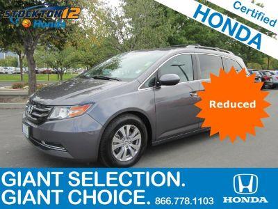 2016 Honda Odyssey SE (Gray)