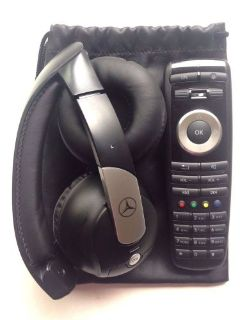 Purchase 2009-2013 Mercedes-Benz S-Class DVD Headphone Remote Control Wireless set OEM #7 motorcycle in Mount Prospect, Illinois, United States, for US $175.00