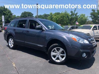 2014 Subaru Outback 2.5i (Grey)