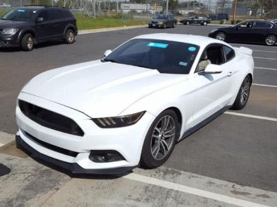 2015 Ford Mustang 2dr Fastback EcoBoost Premium (Oxford White)