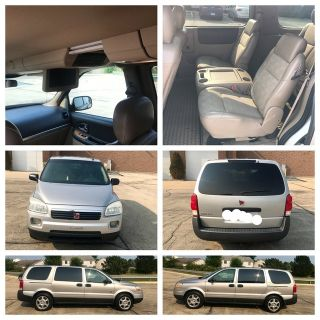 2006 SATURN RELAY AC ICE COLD/HEAT/TV/DVD RUNS EXCELLENT $2600 1 OWNER