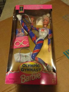 1996 Olympic Gymnast Barbie