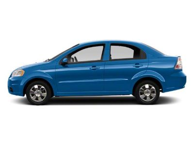 2010 Chevrolet Aveo LS (Bright Blue)