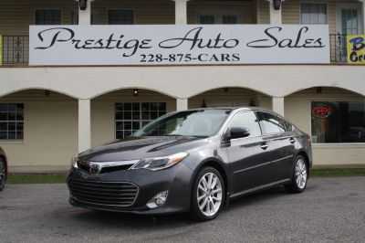 2014 Toyota Avalon XLE (Black)