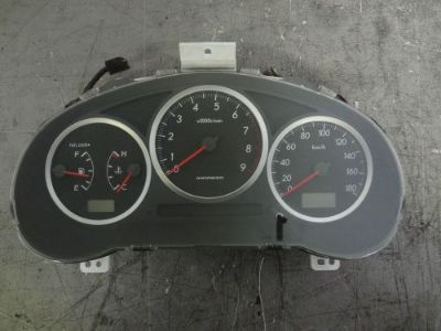 Buy JDM Subaru Impreza WRX EJ20 Turbo OEM Gauge Cluster Speedometer 02-03 GDB GG M/T motorcycle in West Palm Beach, Florida, United States, for US $124.00