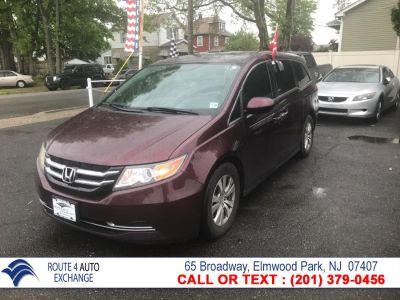 2014 Honda Odyssey EX-L (Gray)